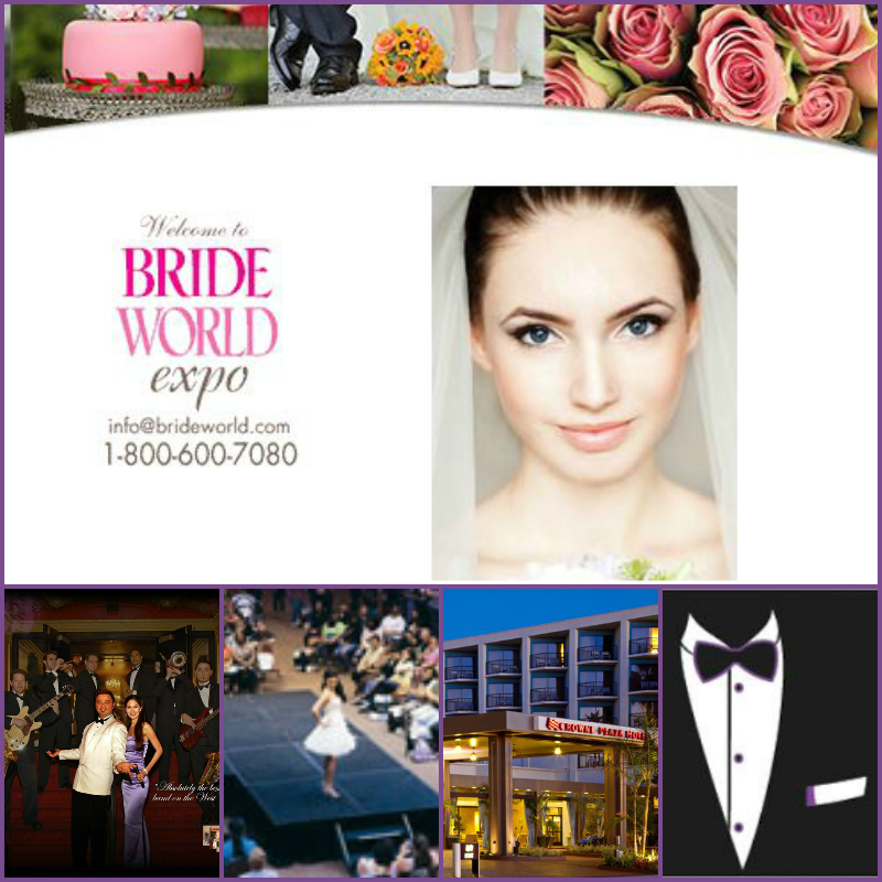Tino Productions Entertainment Showcases At BrideWold Expo