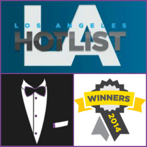 LA Hotlist Winner - Los Angeles Best Wedding Band