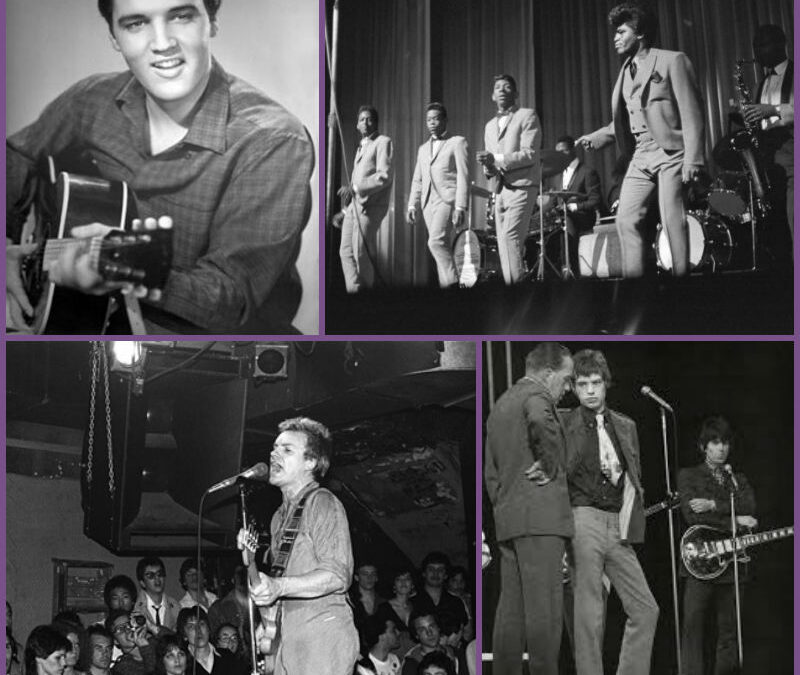 This Week In Music History – Elvis, James Brown, The Rolling Stones & More!