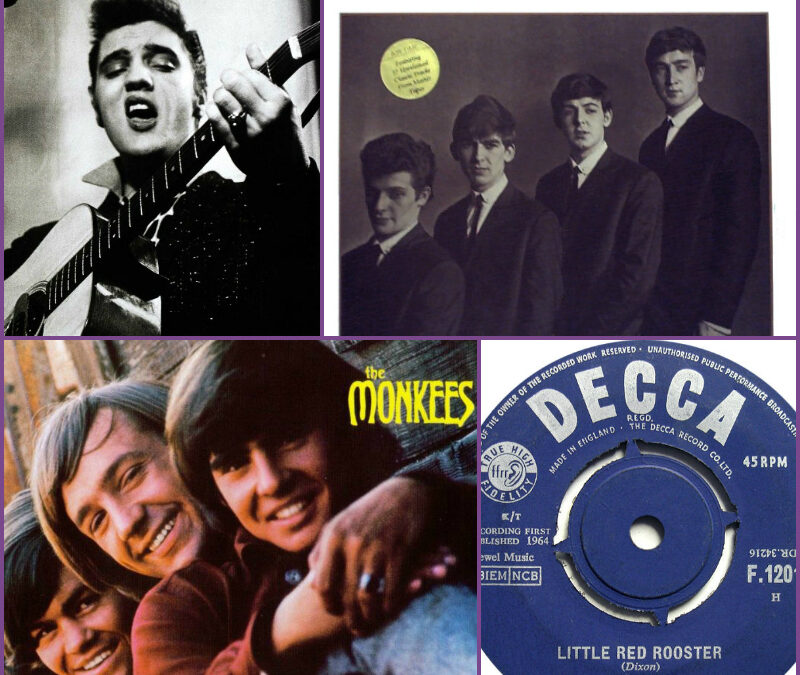 This Week In Music History – Elvis, The Beatles, The Rolling Stones & More!